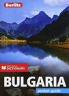 Berlitz Pocket Guide Bulgaria (Travel Guide with Dictionary) - Book