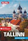 Berlitz Pocket Guide Tallinn (Travel Guide with Dictionary) - Book