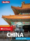 Berlitz Pocket Guide China (Travel Guide with Dictionary) - Book