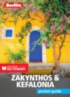 Berlitz Pocket Guide Zakynthos & Kefalonia (Travel Guide with Dictionary) - Book