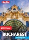 Berlitz Pocket Guide Bucharest (Travel Guide with Dictionary) - Book