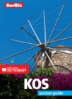 Berlitz Pocket Guide Kos (Travel Guide with Dictionary) - Book
