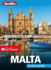 Berlitz Pocket Guide Malta (Travel Guide with Dictionary) - Book