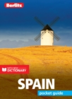 Berlitz Pocket Guide Spain (Travel Guide with Dictionary) - Book