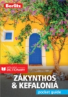 Berlitz Pocket Guide Zakynthos & Kefalonia (Travel Guide eBook) - eBook