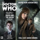 The Tenth Doctor: Death and the Queen - Book