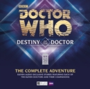 Destiny of the Doctor: The Complete Adventure - Book