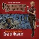 Pathfinder Legends 3.1 the Crimson Throne : Edge of Anarchy - Book