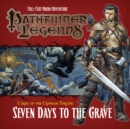 Pathfinder Legends: the Crimson Throne : 3.2 Seven Days to the Grave - Book
