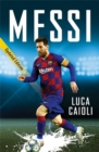 Messi : 2021 Updated Edition - Book