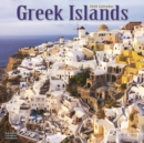 Greek Islands Calendar 2020 - Book
