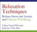 Relaxation Techniques - eAudiobook