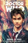 Doctor Who: The Tenth Doctor : Arena of Fear - Book
