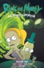 Rick and Morty : Lil' Poopy Superstar - Book