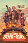 The Legend of Tank Girl - Book