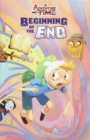 Adventure Time The Beginning of the End - Book