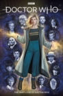 Doctor Who: The Many Lives of Doctor Who - Book