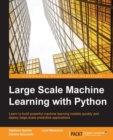 Large Scale Machine Learning with Python - eBook