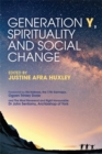 Generation Y, Spirituality and Social Change - Book