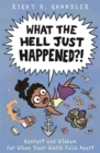 What the Hell Just Happened?! : Comfort and Wisdom for When Your World Falls Apart - Book