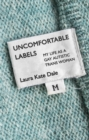 Uncomfortable Labels : My Life as a Gay Autistic Trans Woman - eBook