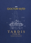 Doctor Who: TARDIS Type 40 Instruction Manual - Book