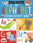 Alphabet Sticker Activity Book - Book