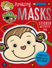 Amazing Masks - Book