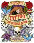 Ultimate Tattoo Colouring Book - Book