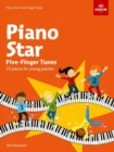 Piano Star: Five-Finger Tunes - Book