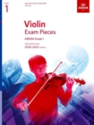 Violin Exam Pieces 2020-2023, ABRSM Grade 1, Part : Selected from the 2020-2023 syllabus - Book
