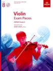 Violin Exam Pieces 2020-2023, ABRSM Grade 8, Score, Part & CD : Selected from the 2020-2023 syllabus - Book