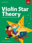 Violin Star Theory : An activity book for young violinists - Book