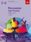 Percussion Sight-Reading, ABRSM Grades 6-8 : from 2020 - Book