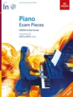 Piano Exam Pieces 2021 & 2022, ABRSM Initial Grade, with CD : 2021 & 2022 syllabus - Book