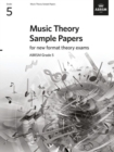 Music Theory Sample Papers, ABRSM Grade 5 - Book