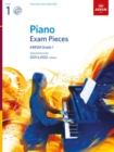 Piano Exam Pieces 2021 & 2022, ABRSM Grade 1, with CD : Selected from the 2021 & 2022 syllabus - Book