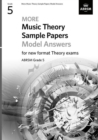 More Music Theory Sample Papers Model Answers, ABRSM Grade 5 - Book