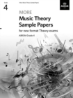 More Music Theory Sample Papers, ABRSM Grade 4 - Book