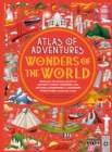 Atlas of World Wonders - Book