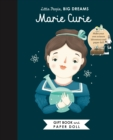 Little People, BIG DREAMS: Marie Curie Book and Paper Doll Gift Edition Set - Book