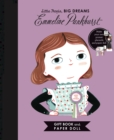 Little People, BIG DREAMS: Emmeline Pankhurst Book and Paper Doll Gift Edition Set - Book
