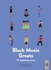 40 Inspiring Icons: Black Music Greats - Book