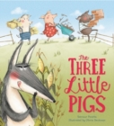 Storytime Classics: The Three Little Pigs - Book