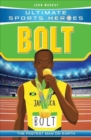 Ultimate Sports Heroes - Usain Bolt : The Fastest Man on Earth - Book
