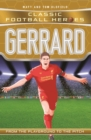 Gerrard (Classic Football Heroes) - Collect Them All! - Book