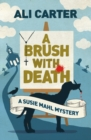 A Brush with Death : A Susie Mahl Mystery - Book