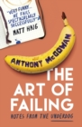 The Art of Failing : Notes from the Underdog - Book