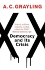 Democracy and Its Crisis - Book