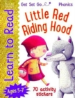 Get Set Go Learn to Read: Little Red Riding Hood - Book